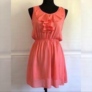 Petite Friendly Chiffon Material Dress Size: XS